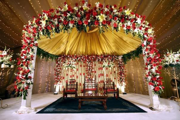 Wedding Incredible Decors14